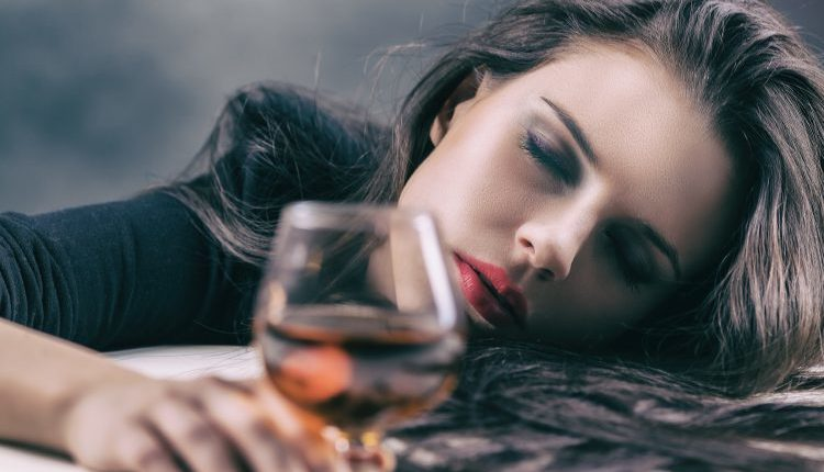 drink liquor