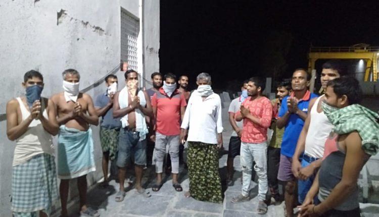 hyderbad migrants