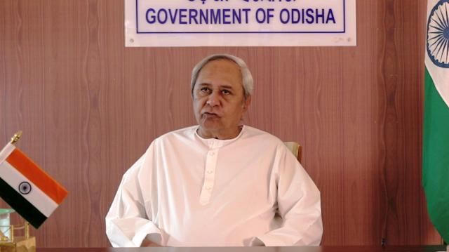 CM Naveen