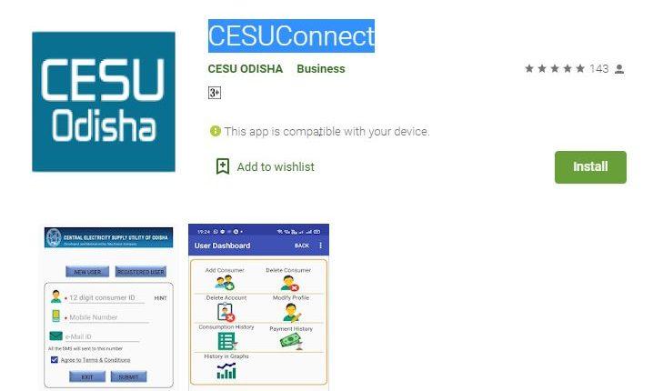 CESU app