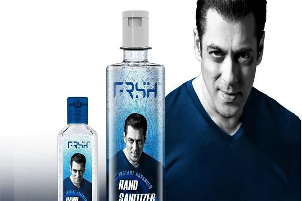 Salman's-freshgrooming-bran