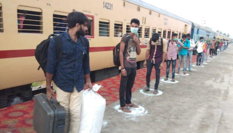 migrants return to Odisha