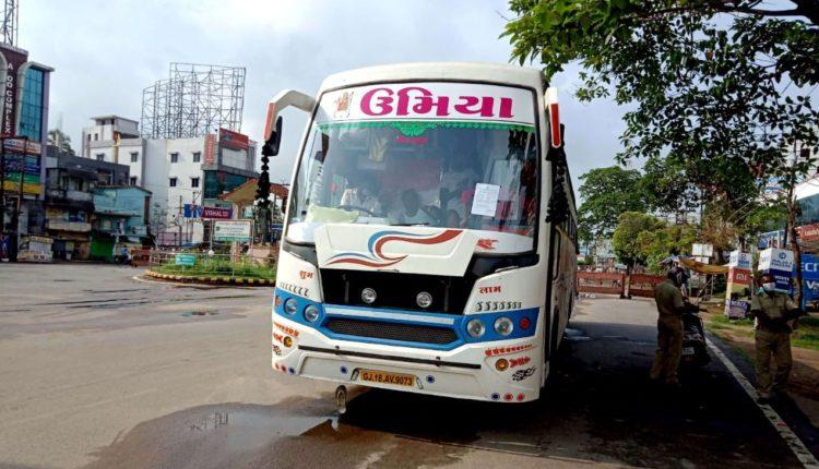 balasore bus