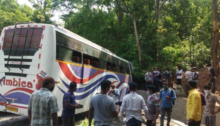 kalinga ghat accident