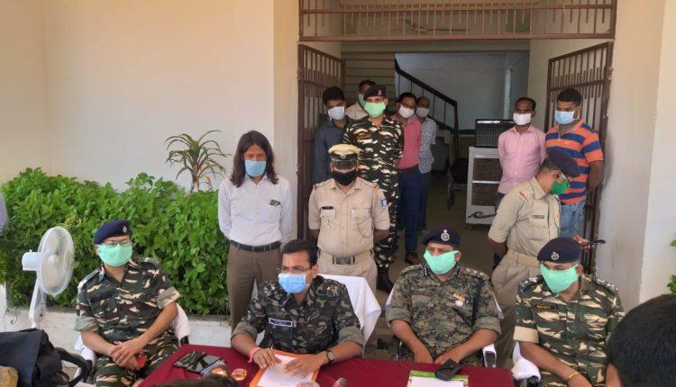 nuapada-anti-maoist operation