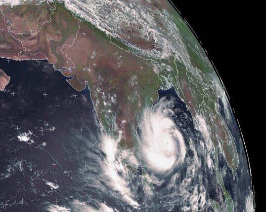 satellite image ampahn 4