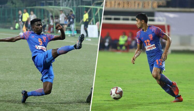 Odisha FC defenders