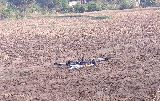 Pakistan drone