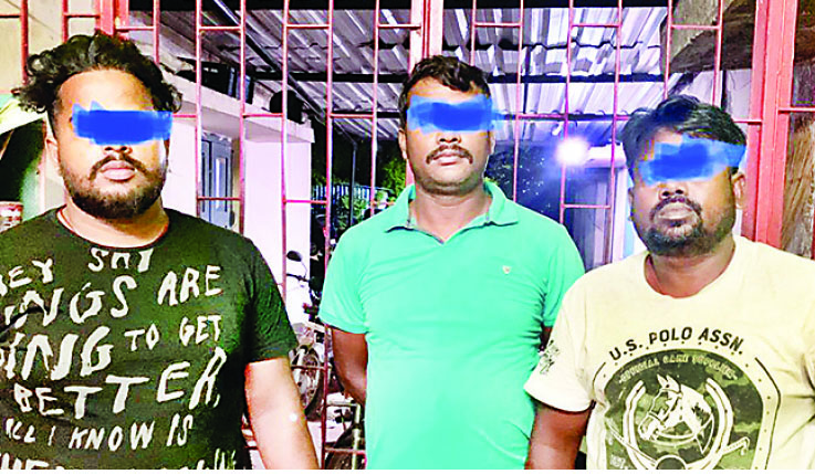arrest_bajrang dal member