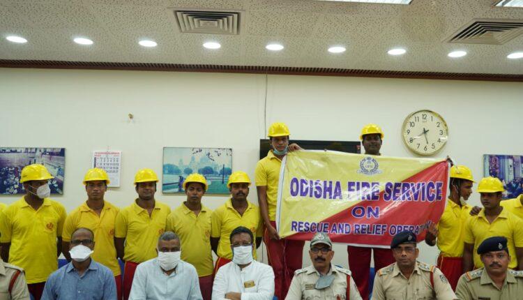 odisha fire services
