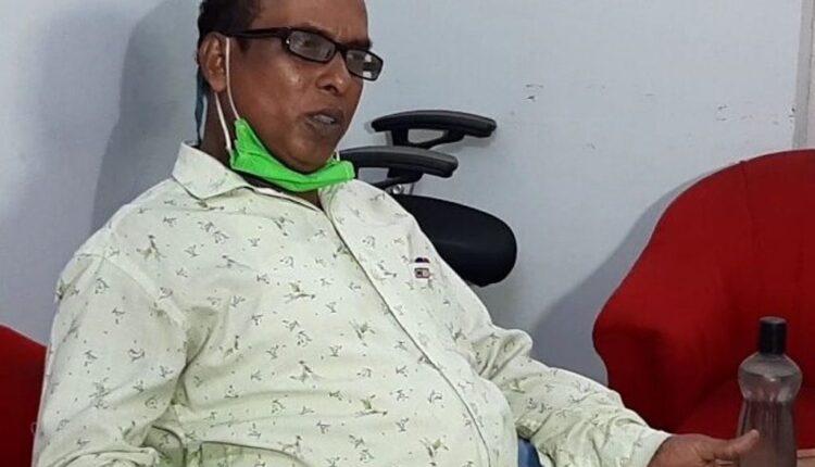 samblapur clerk