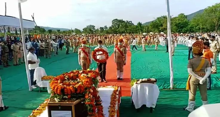 Martyred Jawans