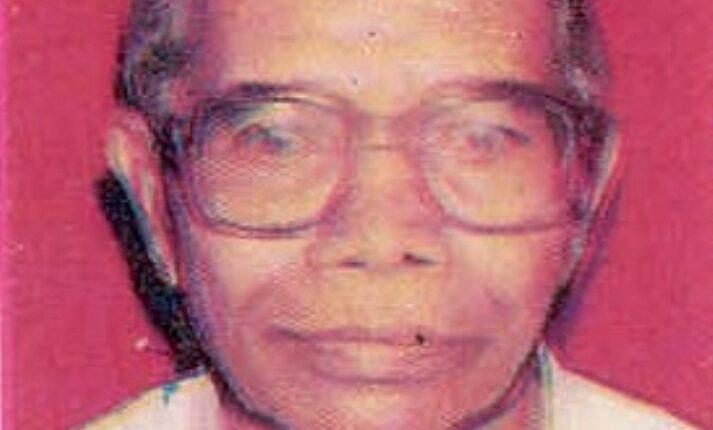 Ex-Odisha MLA Abhimanyu Kumar