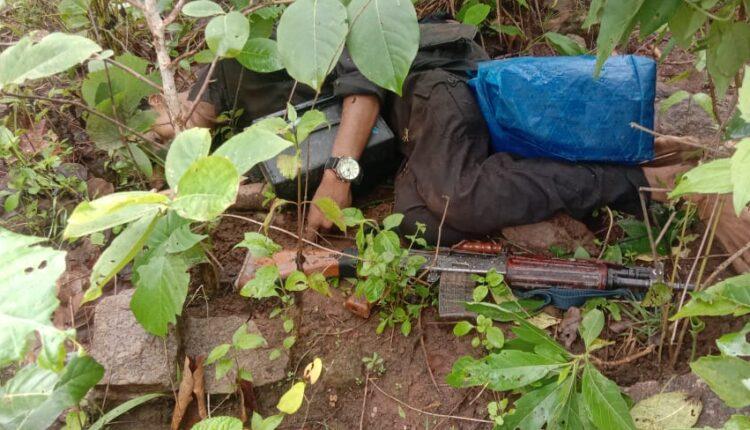 Maoist encounter in Kandhamal