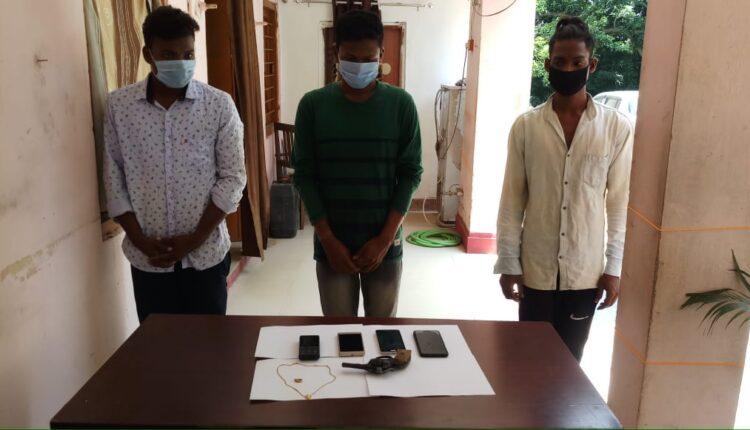 Bhubaneswar loot