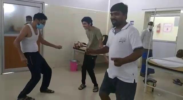 disco dance video