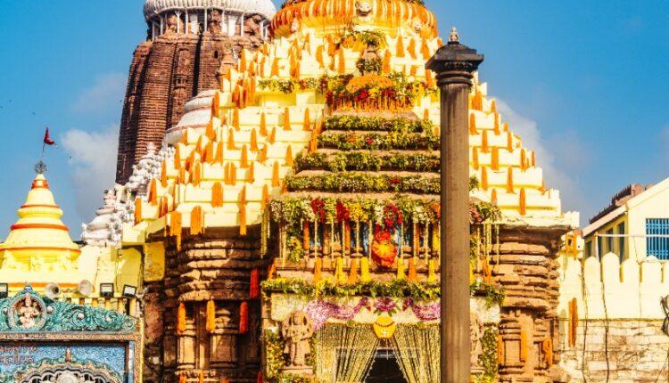 jagannath temple-puri