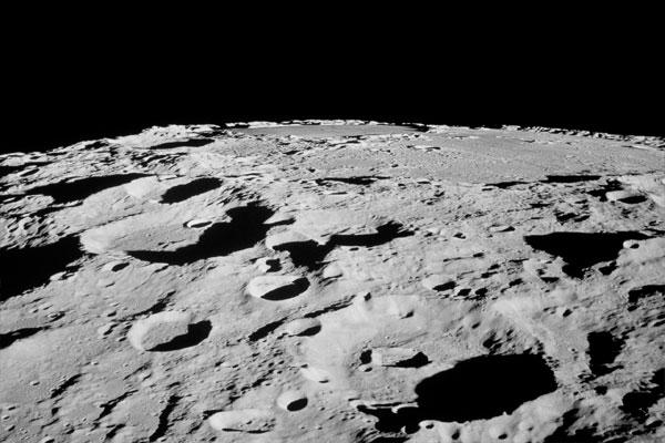 moon's-surface
