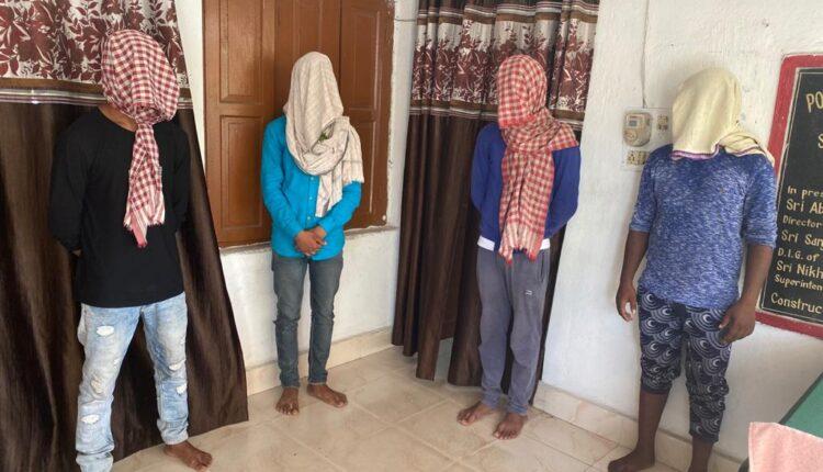 sambalpur kidnapping case
