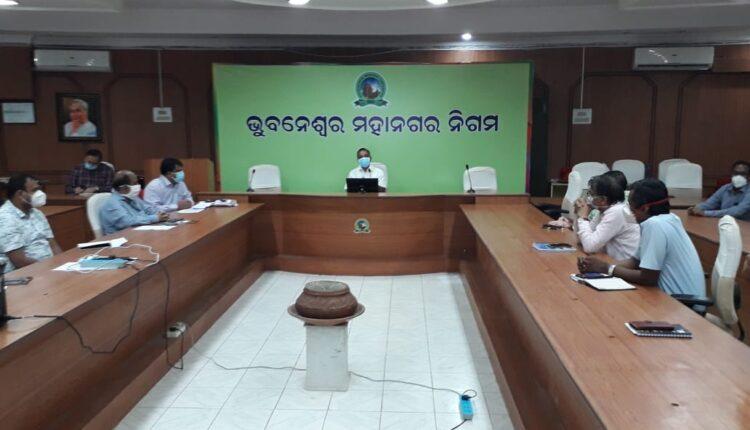 BMC Commissioner meeting