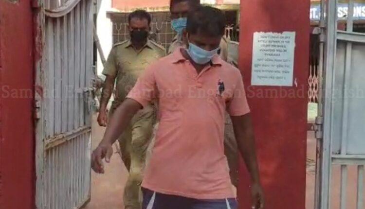 Biramitrapur MInor girl rape accused