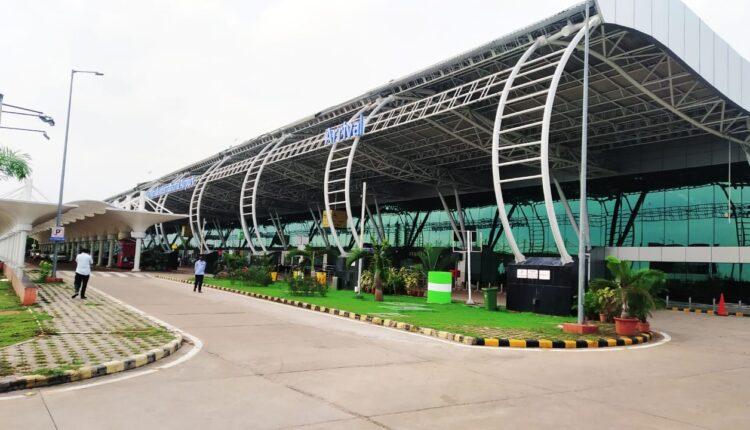 Bbsr airport