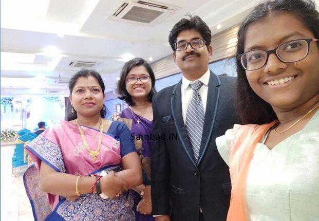 SIMI Karan with family