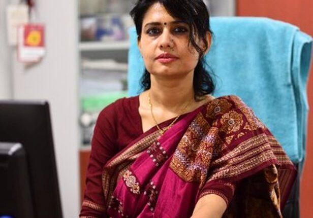Sanghamitra Pati