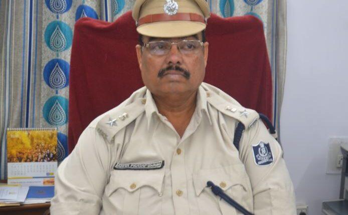 Shri Ajay Pratap Swain, OPS-I