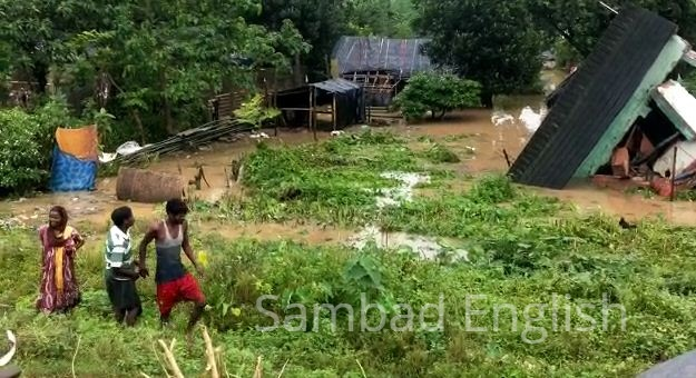 baripada flood