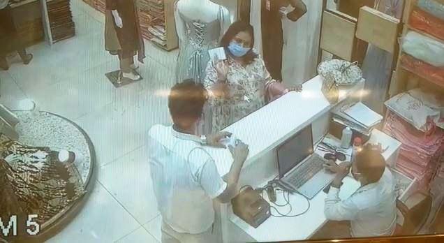 dn regalia shoplifting
