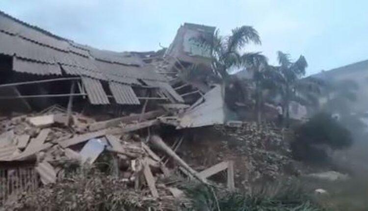 maharashtra building collapse