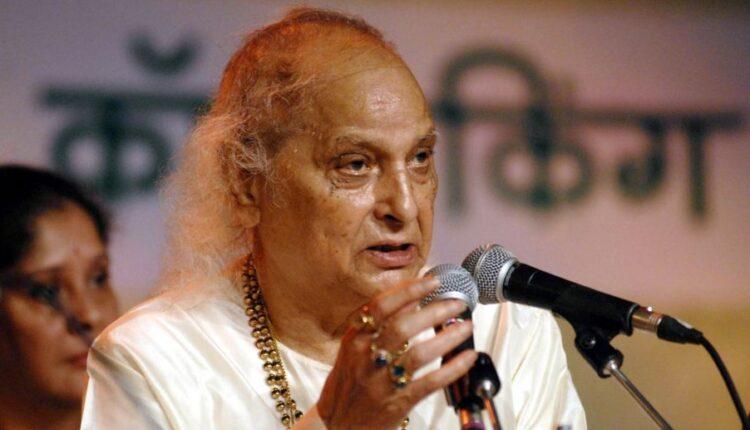 Indian classical vocalist Pandit Jasraj. (File Photo: IANS)
