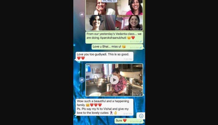 sushant chat