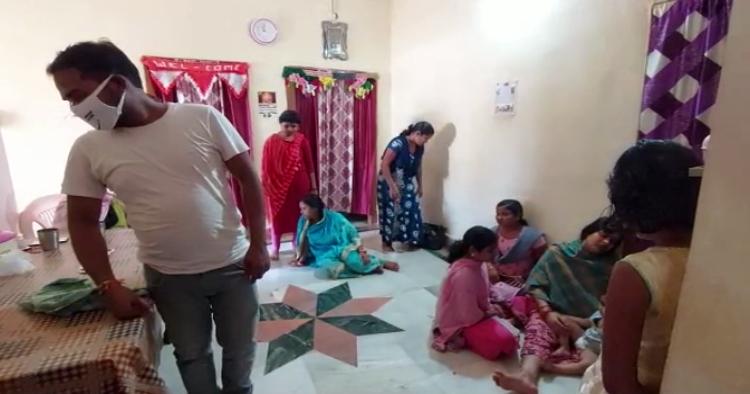 Balangir suicide