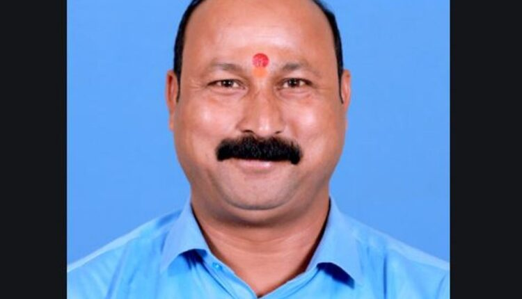 Braja kishore Pradhan_talcher MLA