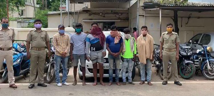 Nayapalli arrest