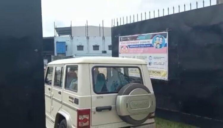 Tax officials raid gutkha factory