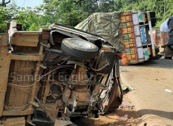 bangiriposhi accident