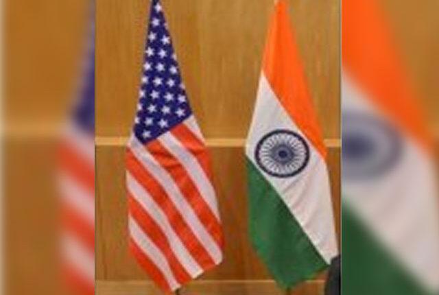 india-US-flag