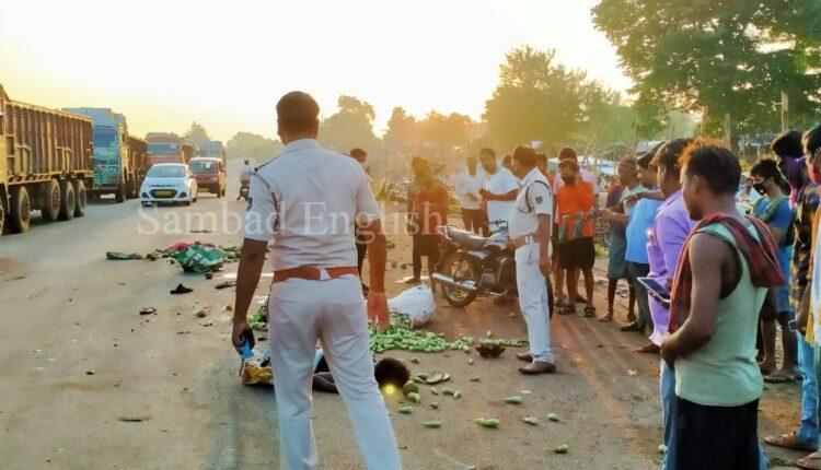 jajpur accident-ink