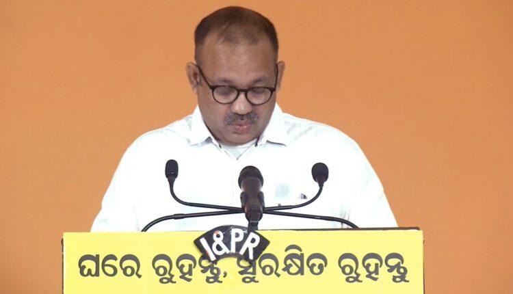 odisha culture minister