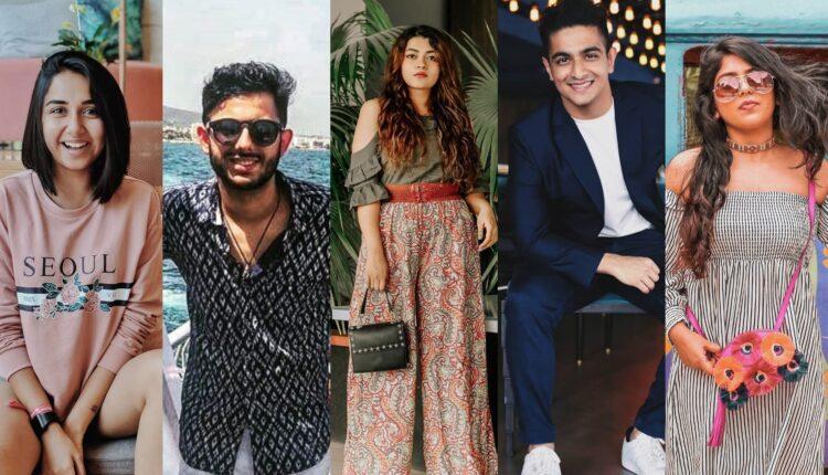 top instagram influencers in india