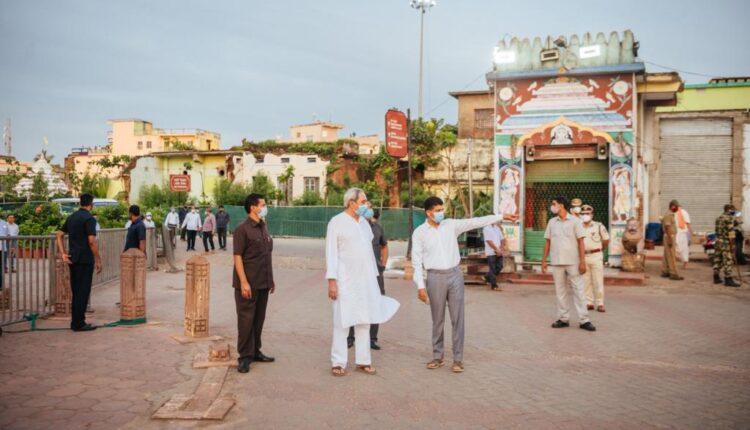 CM Naveen at Puri (10)