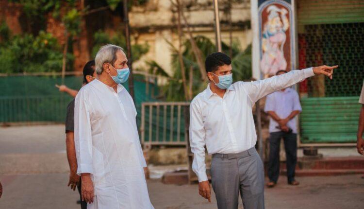 CM Naveen at Puri (11)