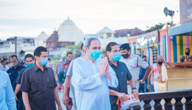 CM Naveen at Puri (12)