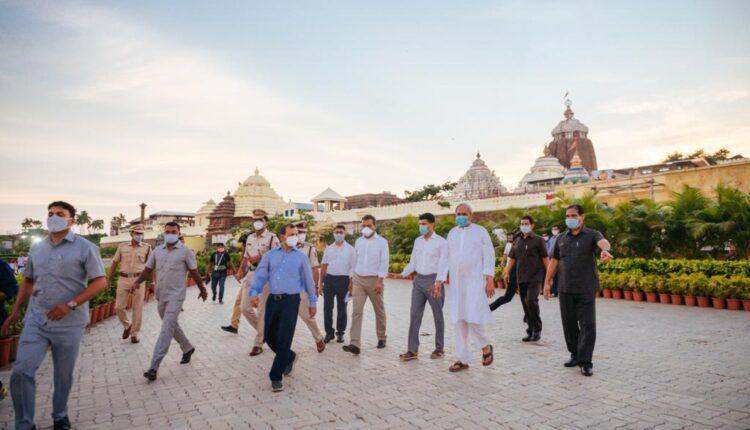 CM Naveen at Puri (16)