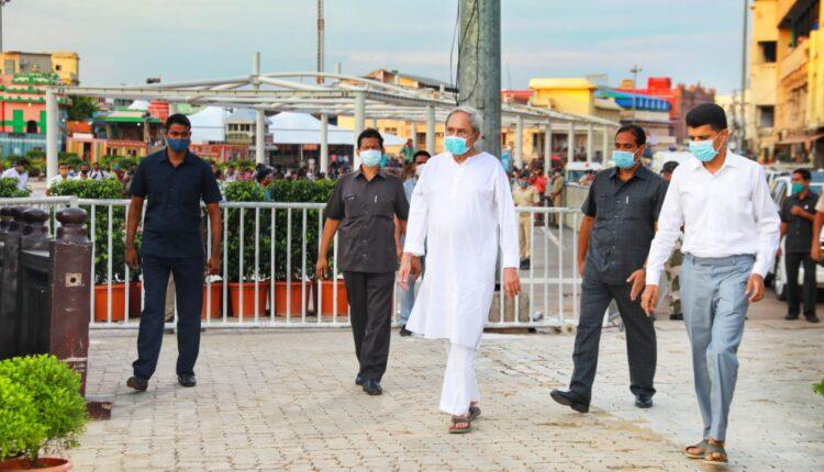CM Naveen at Puri (2)