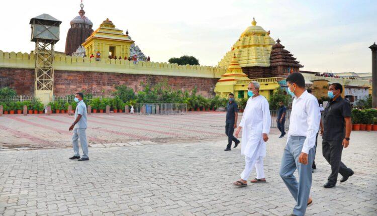 CM Naveen at Puri (3)