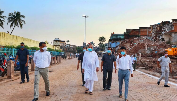 CM Naveen at Puri (6)